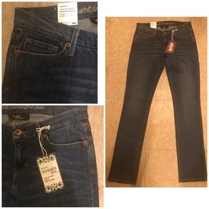 Levi's Straight 424 Slim Fit Jeans